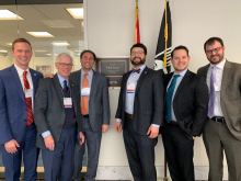 pcac members in dc for 2019 aua summit